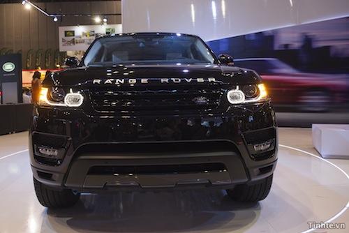 Giá Xe Range Rover Sport 2014 mới Tại Việt Nam