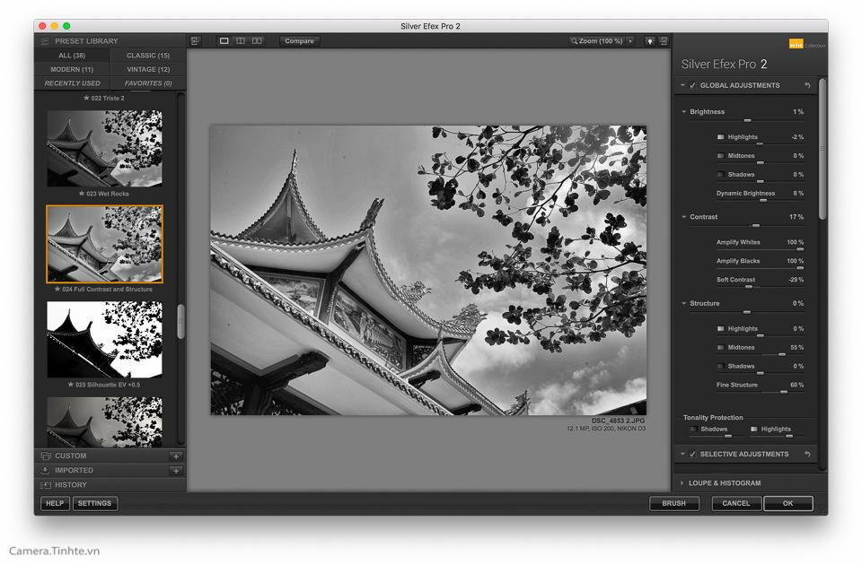 Silver Efex Pro nik software tinhte-5.jpg