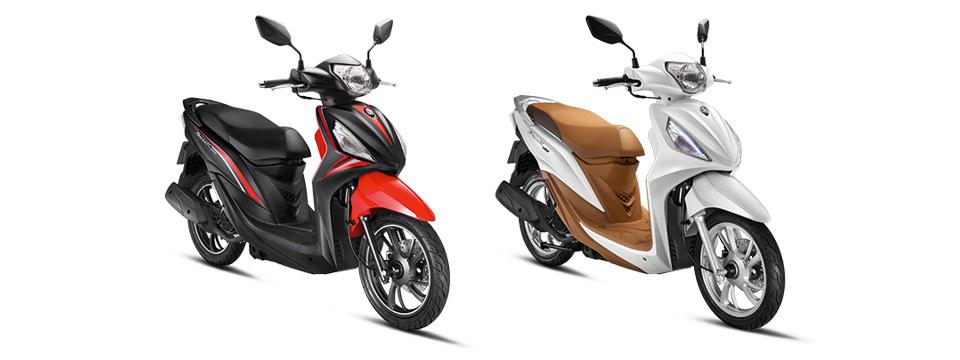 SYM ra mắt Shark Mini 125: xe tay ga 125cc, cốp rộng, 4 lựa chọn màu, giá  từ 30,49 triệu đồng | Tinh tế