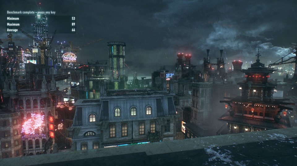 Batman Arkham Knight 1080p Normal settings.jpg