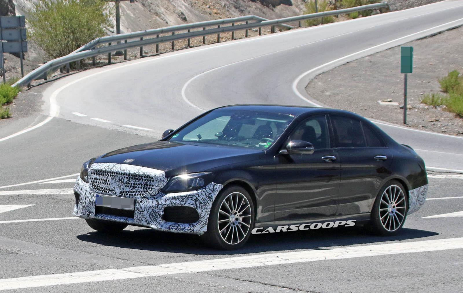 Mercedes C-Class facelift 2 copy.jpg