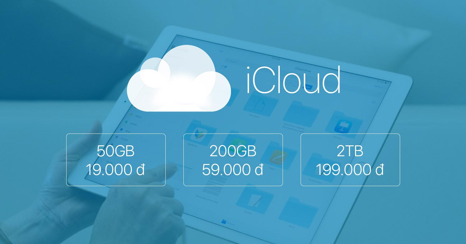 Cách sử dụng iPhone 12 Pro Max - Mua dung lượng iCloud