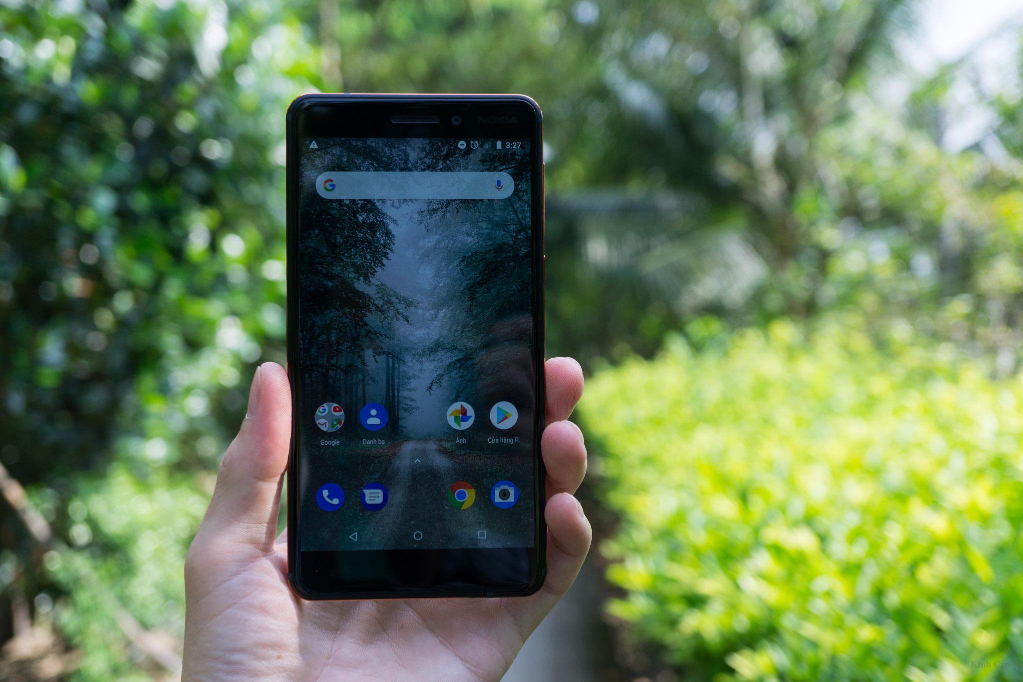 Android P cho Nokia 6 mới và Nokia 6.1 Plus-2.jpg