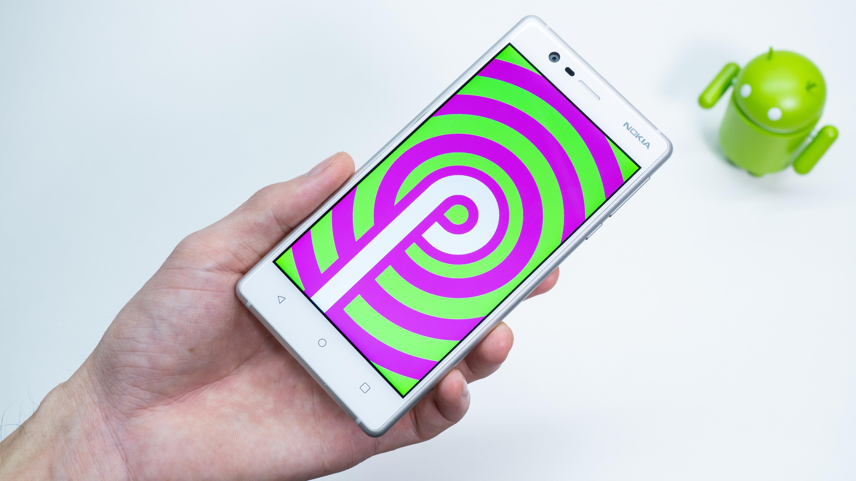 Nokia 3 lên Android 9 Pie.jpg