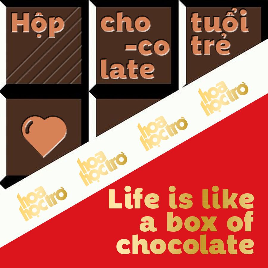 Hộp Chocolate Tuổi Trẻ (by Hoa Học Trò)