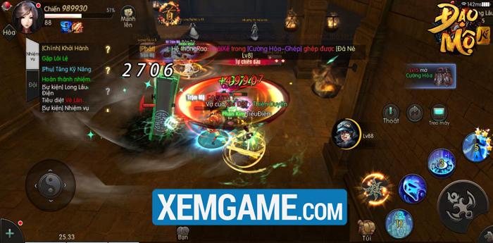 Đạo Mộ Ký Mobile | XEMGAME.COM