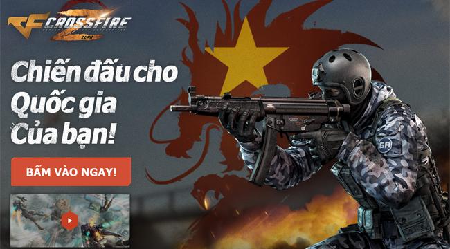 Crossfire Zero – dự án Đột Kích Web chính chủ sắp ra mắt tại Việt Nam
