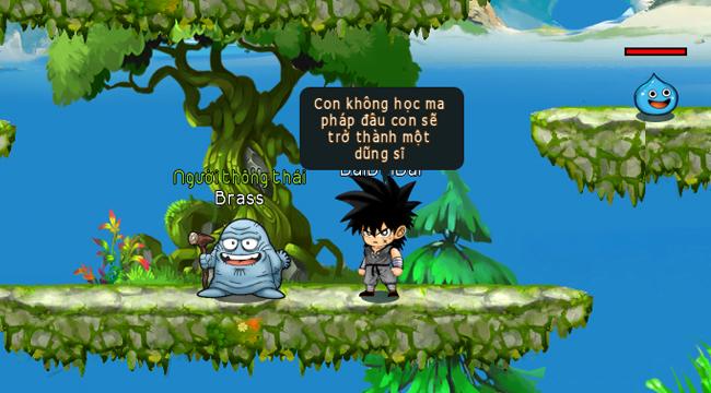 Dấu Ấn Rồng Mobile – Dự án game sẽ kế thừa sự thành công của Làng Lá Phiêu Lưu Ký