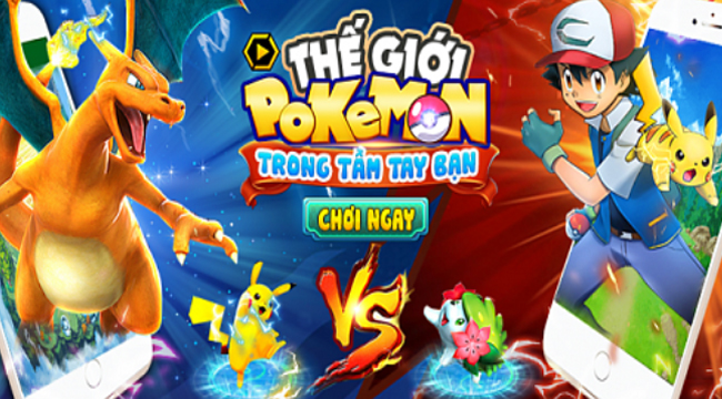 Pokemon Truyền Kỳ H5 – game có đồ hoạ chibi chuẩn bảo bối thần kỳ cập bến Việt Nam