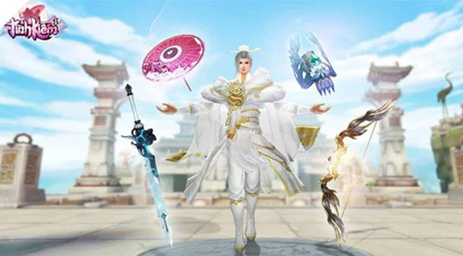 """Tình Kiếm 3D và """" 7 lần"""" làm rung chuyển thị trường game mobile Việt trong năm 2019"""