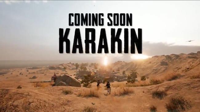 PUBG nhá hàng map mới Karakin, dùng để thay thế Vikendi