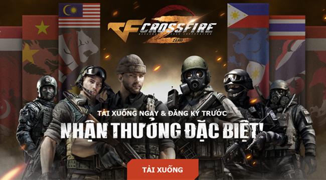"""Crossfire Zero hé lộ cấu hình """"hạt dẻ"""" và cho phép tải game về trước"""