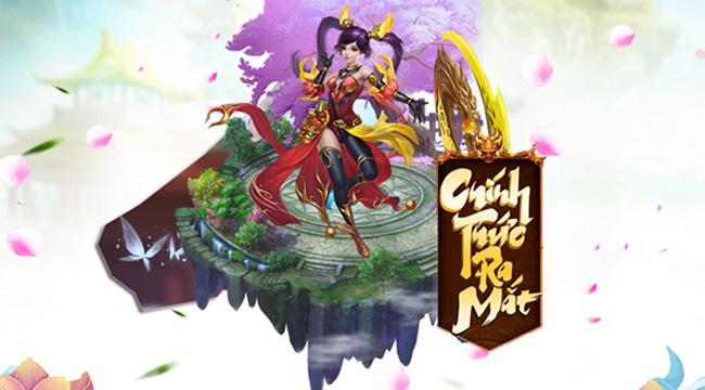 Cửu Thiên Mobile ra mắt trang teaser ấn tượng chốt thời điểm mở cửa tại Việt Nam