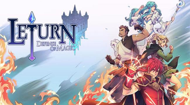 Leturn – Defense of Magic : game thủ tháp có yếu tố nhập vai sâu đậm