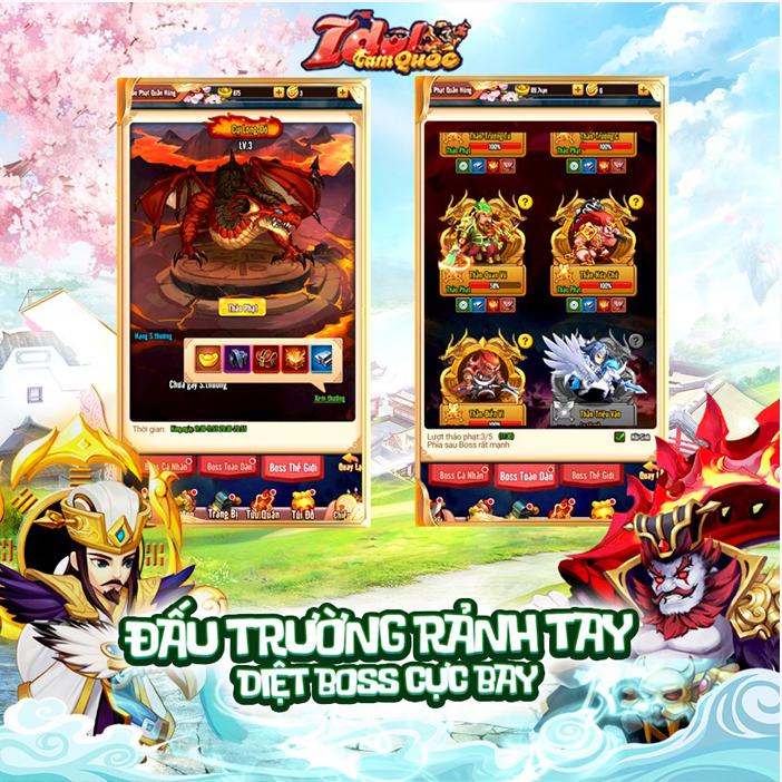 Idol Tam Quốc | XEMGAME.COM