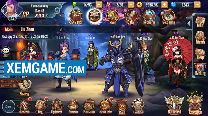 Tam Anh Chiến   XEMGAME.COM