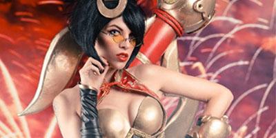 LMHT: Rộn rã không khí Tết Nguyên Đán với cosplay Vayne Tân Niên Hàng Hiệu