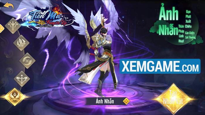 Tiên Ma Truyền Kỳ | XEMGAME.COM