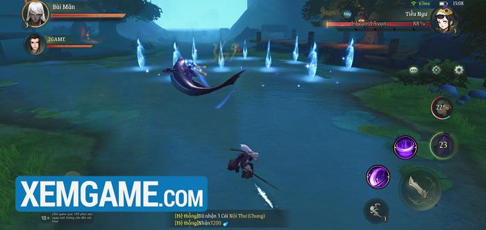 Game nhập vai Phantoms: Dạ Hành Lục đẹp và hay hết phần thiên hạ 4