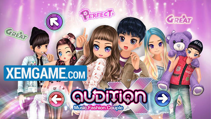 Audition X | XEMGAME.COM