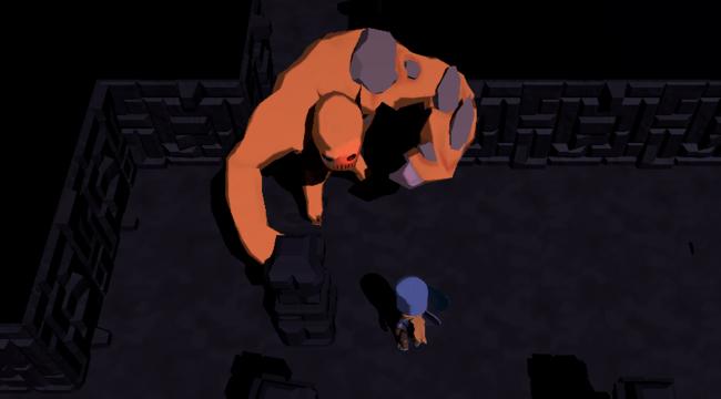 Bulwark of the Abyss – game nhập vai kì lạ chỉ cho phép bạn dùng khiên