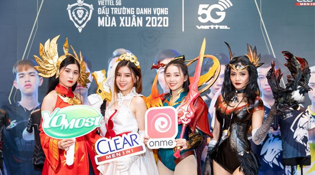 Liên Quân Mobile công bố giải đấu Viettel 5G Đấu Trường Danh Vọng Mùa Xuân 2020