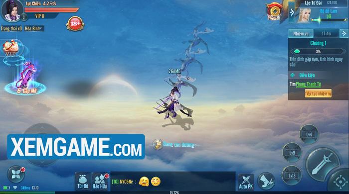 Thiên Ma Quyết VTC | XEMGAME.COM