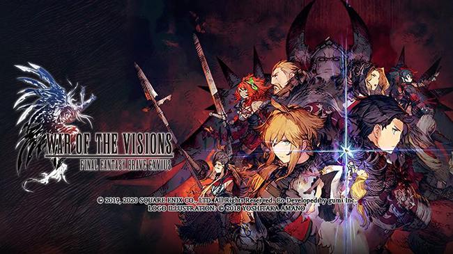 War of the Visions FFBE chuẩn bị ra mắt phiên bản toàn cầu