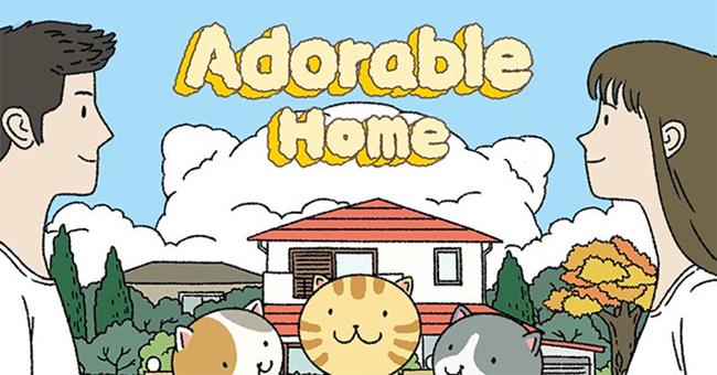 """Adorable Home – căn nhà trong mơ của bạn có bao gồm """"hoàng thượng""""?"""