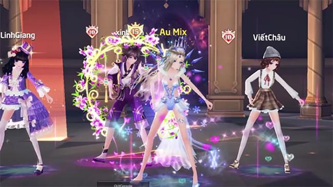 Au Mix – siêu phẩm vũ đạo thời trang chốt ngày ra mắt chính thức