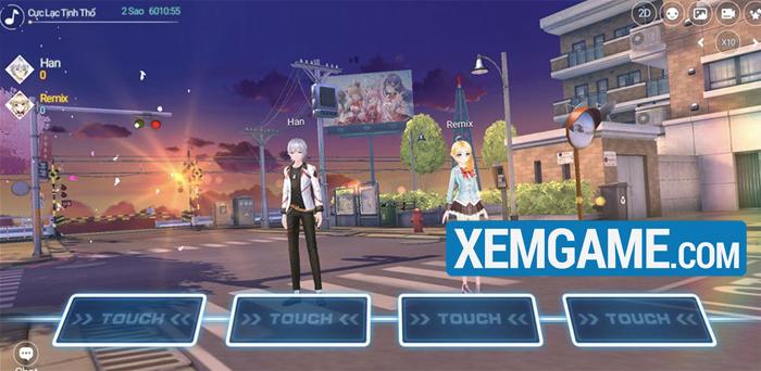 Au Mix | XEMGAME.COM