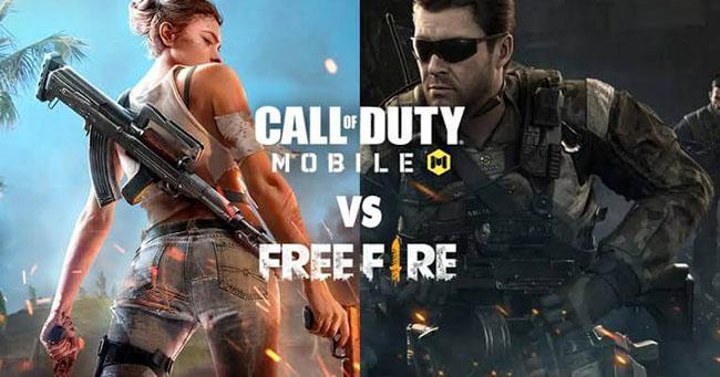 Call of Duty Mobile VN liệu có thể soán ngôi game quốc dân Việt từ tay Free Fire?