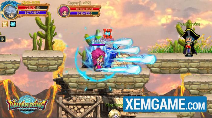 Dấu Ấn Rồng Mobile | XEMGAME.COM