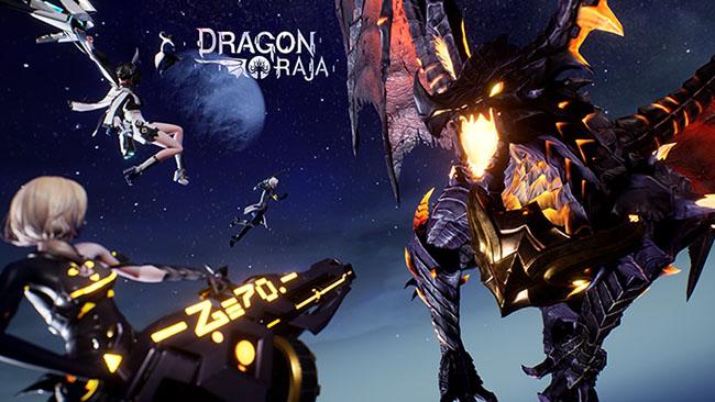 Dragon Raja – MMORPG siêu hấp dẫn định ngày ra mắt quốc tế