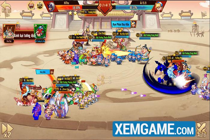 A Tào Trở Lại | XEMGAME.COM