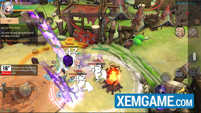 Light of Thel | XEMGAME.COM