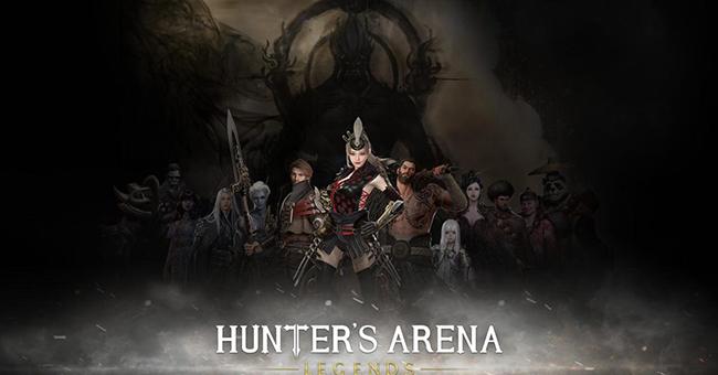 Hunter's Arena: Legends ấn định ngày ra mắt chính thức