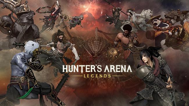 Hunter's Arena: Legends biến ước mơ một tựa game đối kháng thế giới mở thành hiện thực