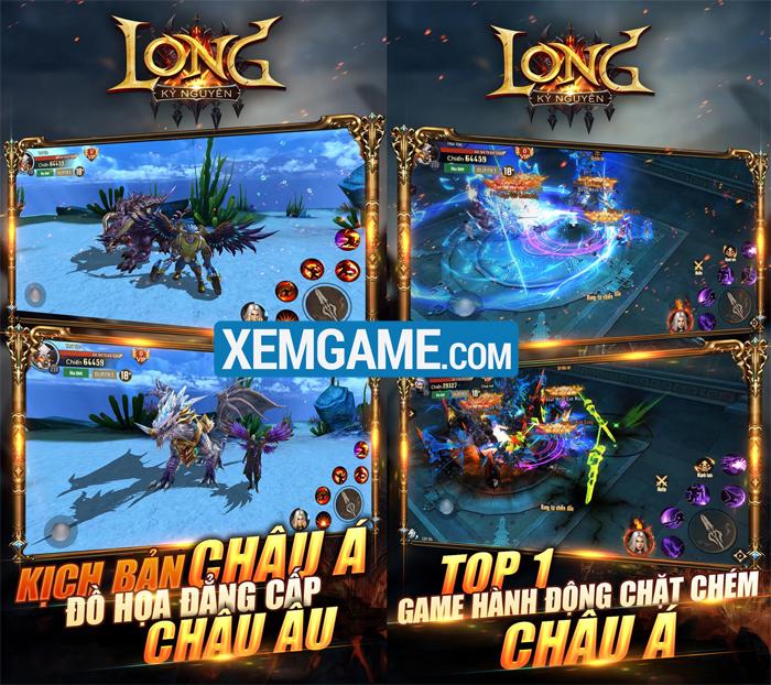 Long Kỷ Nguyên Mobile game nhập vai kịch bản Châu Á, đồ họa đẳng cấp Châu Âu Long-ky-nguyen-mobile-3