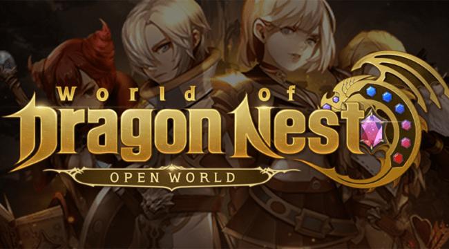 Tin mừng : World of Dragon Nest sẽ cập bến Việt Nam ngay 2020 này