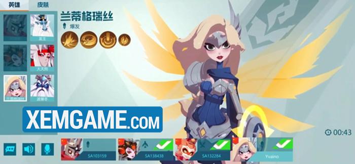 Shining Arena | XEMGAME.COM