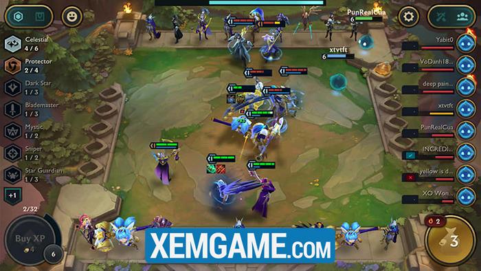 Đấu Trường Chân Lý Mobile | XEMGAME.COM