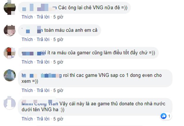 VNG ủng hộ 5 tỷ đồng cho Quỹ phòng chống dịch COVID-19, game thủ Việt kháo nhau: Tiền tôi đấy nhé! - Ảnh 3.