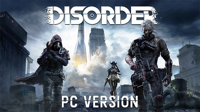 Disorder bản PC: trải nghiệm bắn súng tổ đội gọn nhẹ với đồ họa bắt mắt