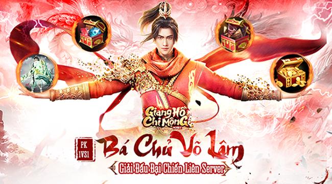 Game thủ Giang Hồ Chi Mộng đứng ngồi không yên với giải đấu Võ Đạo Hội – Bá Chủ Võ Lâm