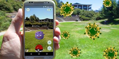 Mặc lệnh phong tỏa, game thủ 77 tuổi vẫn vượt rào đi bắt Pokemon GO