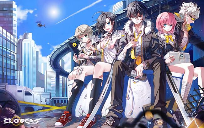 Top 5 tựa game anime siêu hot đáng chơi nhất năm 2020