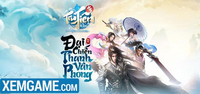 Tru Tiên H5 | XEMGAME.COM