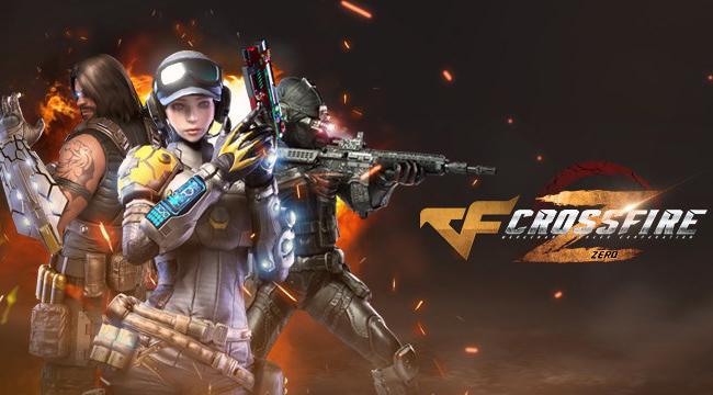 Battle Royale Crossfire Zero là phiên bản gọn nhẹ hơn của Apex Legends