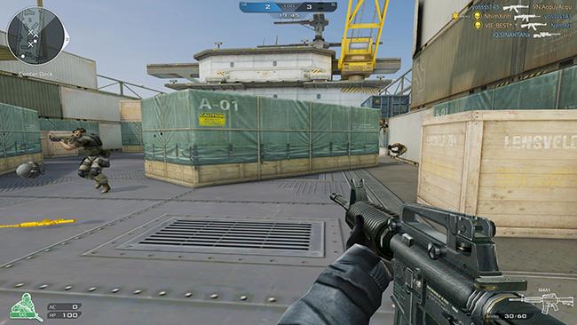 Chế độ FPS của Crossfire Zero sẽ mang đến cho bạn những trải nghiệm Đột Kích như lần đầu